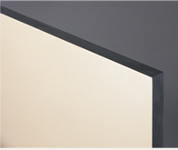 Black Core Phenolic Partitions